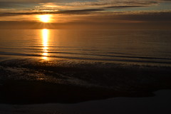 Golden Goodbye (Feversham Media) Tags: sunsets beaches cleveleys irishsea fylde thorntoncleveleys fyldepeninsula