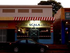 Scala Gents Hair Salon, Melville, Johannesburg. (Finepixtrix) Tags: fuji barber finepix scala hairsalon johannesburg melville s5600 gentshairdressers