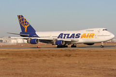 Atlas (Alex-Spot This!) Tags: plane frankfurt aircraft cargo boeing boeing747 fra jumbo avion atlasair eddf