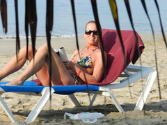 On vacation (B12087) Tags: sexy bikini milf
