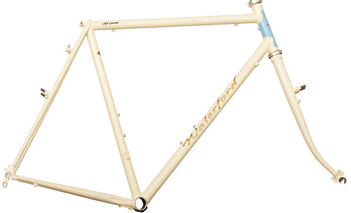 <p>22-Series Touring Frameset with painted head tube - 62603.</p>