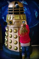 Daleks are wimps ! (fragglehunter aka Sleepy G) Tags: england english manchester nw northwest decay lancashire doctorwho bbc drwho dalek salford picnik daleks urbanexploring ue urbex mediacityuk sleepyg ukurbex fragglehunter sleepygphotography fragglehunterurbex fragglehunteraerialphotography fragelhunter