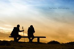 (Rawlways) Tags: sky mountain trek asturias