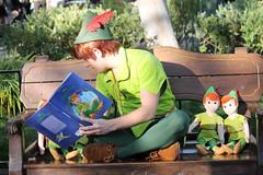Peter Pan (jodykatin) Tags: disneyland peterpan disney facecharacter