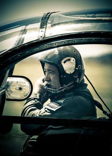 Pilot away