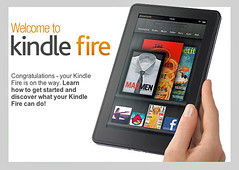 Welcome to kindle fire