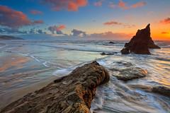 Oregon Coast (Helminadia Ranford) Tags: sunset oregon coast helminadia