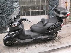 Asiento de moto Suzuki Burgman tapizado (Tapizados y gel para asientos de moto) Tags: moto asiento tapizado burgaman suzukimegascooter xsits