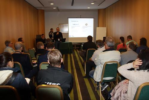 Fotos do Congresso ITSF em Portugal 053