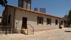 tel aviv sarona aircraft hall (Israel Reiseleiter Ushi.Engel) Tags: israel tel aviv colony templer sarona