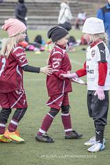 1604_FOOTBALL-43 (JP Korpi-Vartiainen) Tags: game girl sport finland football spring soccer hobby teenager april kuopio peli kevt jalkapallo tytt urheilu huhtikuu nuoret harjoitus pelata juniori nuori teini nuoriso pohjoissavo jalkapalloilija nappulajalkapalloilija younghararstus