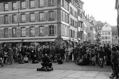 Parvis de la Cathédrale de Strasbourg - 07/03/2014
