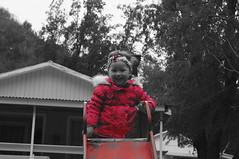 Isi (Alejandro Retamal) Tags: snow girl libertad air nieve nia sonrisa felicidad libre risa incoloro
