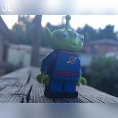 Alien thing.