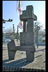 utrecht betonplastiek 02 1966 rietbroek a (troosterln) (Klaas5) Tags: sculpture holland art netherlands artwork outdoor kunst nederland sculptuur publicart paysbas niederlande kunstwerk plastiek postwarart picturebyklaasvermaas