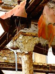 Sule im Marstall Dwasieden (Manuela Vierke) Tags: germany deutschland town insel ruine stadt architektur rgen isle mrz mecklenburgvorpommern 2016 sule sassnitz marstall lostplace meckpomm sasnitz dwasieden