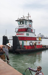 Pier 50 Baycat 5-2016 (daver6sf@yahoo.com) Tags: tugboat portofsanfrancisco weststar baycat pilebutts driver4