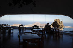 "Reto 156: Desde Mi Ventana _ ""Una Ventana con Vistas"" (M.P. Melin) Tags: sea window landscape island ventana mar paisaje views vistas isla"