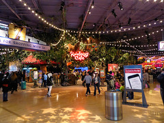Rainforest Cafe Auburn Hills (Nicholas Eckhart) Tags: usa retail mi america mall us interior auburn hills massive stores outlets rainforestcafe greatlakescrossing outletmall 2016