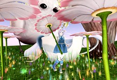 Its A Small World (SerenitySemple) Tags: anime fashion furry secondlife kawaii enchantment zigana ayashi krankhaus halfdeer animehead utilizator cubiccherrykreations avatar20 kreaokujisawa cuteordie meshbodyaddicts darkstylefair3