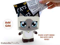 Kitten / Cat, Favor, Candy, Gift Box (Siamese) - Editable Text Printable PDF (Cutezville Printables) Tags: birthday decorations party cats cute art animal shop kids digital ink cat bag paper print fun tickets idea design diy eyes kitten message theatre sweet box drawing unique text pussy kitty craft file card decorating gift elements bow download sweets instant ribbon boxes pdf treat etsy paws ideas favor greeting making development template goody edit personalized papermaking personalize giftbag giftbox personalised cardstock printables printable favour cutesville changeable editable personalise papergoods treatbox cuteideas paperelements cutezville