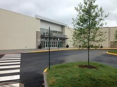 Manassas Mall (Manassas, VA): New Entrance 1 (batterymillx) Tags: new sign retail mall shopping 1 virginia entrance target manassas former expansion