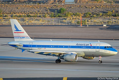 Airbus A319 - American Airlines - N744P (Pasley Aviation Photography) Tags: arizona sky heritage phoenix harbor us airport international airbus airways piedmont a320 a319 1287 a319112 gecas