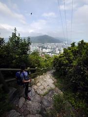 青山散步 (Steve only) Tags: sky cloud lumix hiking g snap panasonic asph f4 7144 vario m43 行山 14714 714mm dmcg1