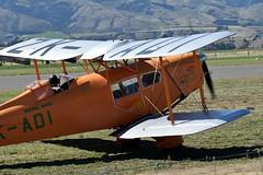 de Havilland Fox Moth (GJC1) Tags: wanaka warbird airdisplay warbirdsoverwanaka gjc1 wanakaairport geoffcollins