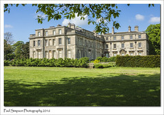 Normanby Hall, Scunthorpe (Paul Simpson Photography) Tags: park trees house nature grass bluesky statelyhome naturalworld hedges statelyhouse northlincolnshire photosof sunnyweather imageof normanbyhall normanbypark photoof imagesof southhumberside sonya77 paulsimpsonphotography may2016