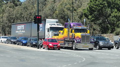 Western Star tow truck (RS 1990) Tags: towtruck westernstar bdouble glenosmond
