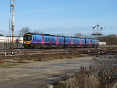 185136 Wrawby Junction (Beer today, red wine tomorrow.....) Tags: dmu barnetby class185 185136 uk railway firsttranspennineexpress fristtranspennineexpress ftpe tpe