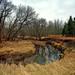 Plum Creek, south of Walnut Grove, MN