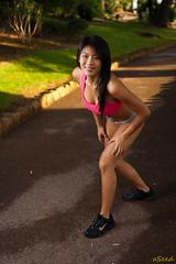 MyFitness (aSeed) Tags: portrait woman sexy girl beautiful asian nice sb600 attractive miss fitness cls nissa 2011 strobist d700 mymiss bodyfashion