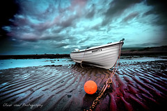My First HDR (Oliver Wood Photography) Tags: sea boat hdr orton robinhoodsbay flickraward doubleniceshot