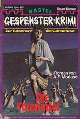 Gespenster-Krimi 363 (micky the pixel) Tags: roman horror pulp krimi dietoteninsel dimenovels groschenheft groschenromane basteiverlag gespensterkrimi afmorland