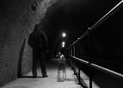 THE OUTER LIMITS (kenny barker) Tags: longexposure bw art water monochrome night self dark lumix scotland falkirk thelittledoglaughed panasonicg1 kennybarker ldlnoir