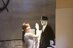 Don't Touch (IvanTortuga) Tags: usa girl mi girlfriend unitedstates michigan negaunee miim michiganironindustrymuseum rachelkurkowski