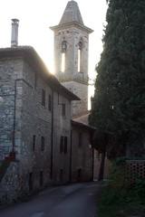 Linari (Matteo Bimonte) Tags: chiesa campanile linari santostefano barberinovaldelsa valdelsa