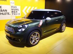 MINI Paceman Concept (Takashi H) Tags: cars japan tokyo bikes mini ep2 tokyobigsight tokyomotorshow2011 422011