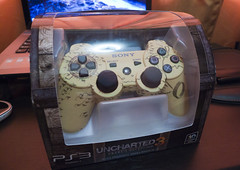 Uncharted 3 with Limited Edition Wireless Controller (edge balino) Tags: sony wireless drake controller playstation ps3 uncharted nathandrake uncharted3 drakesdeception
