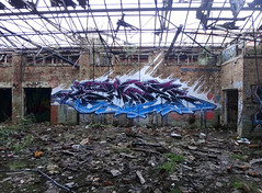 Big n scrappy (Voyder1) Tags: graffiti scrappy shithole voyder