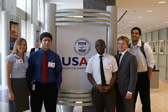 "GBI Summer Interns at USAID • <a style=""font-size:0.8em;"" href=""http://www.flickr.com/photos/56242700@N07/6506237703/"" target=""_blank"">View on Flickr</a>"
