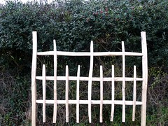 """Rustic Chestnut fence panel • <a style=""""font-size:0.8em;"""" href=""""http://www.flickr.com/photos/61957374@N08/6510443345/"""" target=""""_blank"""">View on Flickr</a>"""