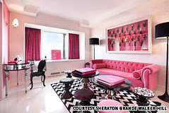 Barbie Suite (The Doll Cafe) Tags: pink hotel barbie share