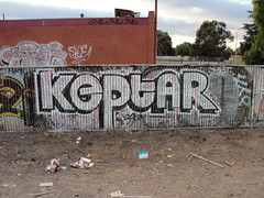 KEPTAR (Same $hit Different Day) Tags: kept graffiti bay south keptar