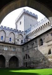 Le Palais des Papes (Serlunar (tks for 6.2 million views)) Tags: france flickr do des le fotos palais avignon papes premiadas flickrduel serlunar