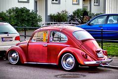 beatle II (Mange J) Tags: old autumn car rat pentax sweden low karlstad beatle hdr värmland k7 jakobsson redmagnus