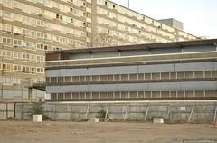 Heygate Estate, Elephant & Castle, London (J@ck!) Tags: london abandoned condemned towerblock brutalist se1 councilestate displacement lowrise elephantcastle socialhousing heygateestate londonboroughofsouthwark