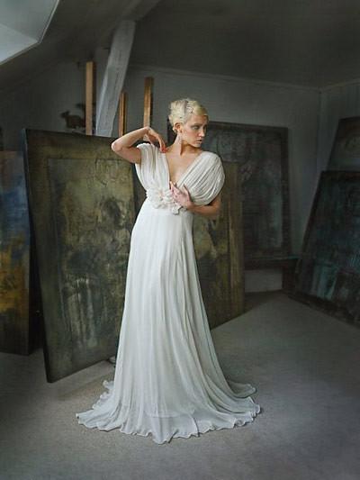 La haute couture éthique made by Leila Hafzi
